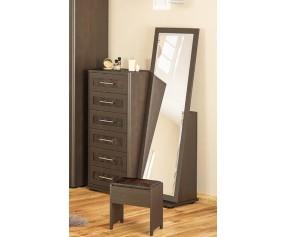 Спальня Токио Комод 6Ш Зеркало (MEBELservice UKRAINE)
