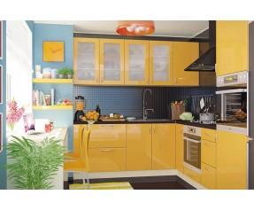 Модульная кухня Колор Микс Комплект (Vip-мастер)