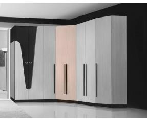 Модульная Система Арья шкаф угловой 96 (Мастер Форм)