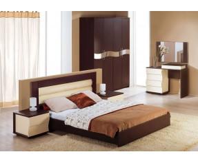 Модульная Спальня Наяда комплект (Мастер Форм)