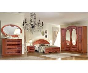 Модульная Спальня Василиса комплект (Мастер Форм)