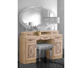 Модульная Спальня Василиса туалетный стол (Мастер Форм)