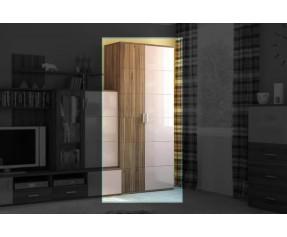 Модульная Гостиная Барбара Шкаф 2Д (СОКМЕ)