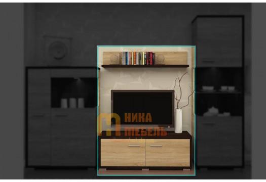 Модульная Гостиная Соренто ТВ Тумба &Полка (СОКМЕ)