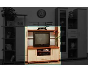 Модульная Система Дебют ТВ Тумба 110&Полка 110 (СОКМЕ)