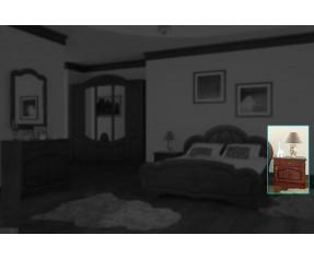 Модульная Спальня Каролина Прикроватная тумба (СОКМЕ)