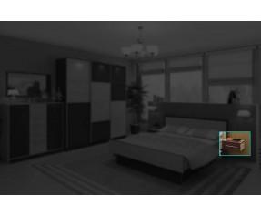 Модульная Спальня Комфорт Тумба прикроватная (СОКМЕ)