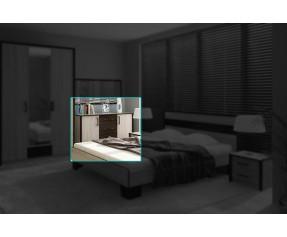 Модульная Спальня Скарлет Комод 136 (СОКМЕ)