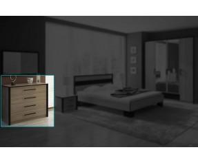 Модульная Спальня Скарлет Комод 80 (СОКМЕ)