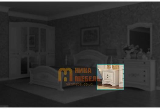 Модульная Спальня Венера Люкс Прикроватная тумба (СОКМЕ)